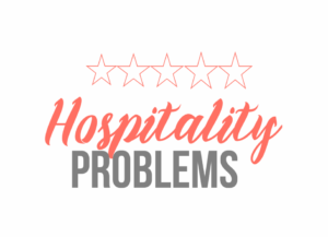Hospitality Problems a MY RANGGO Hospitality Hero