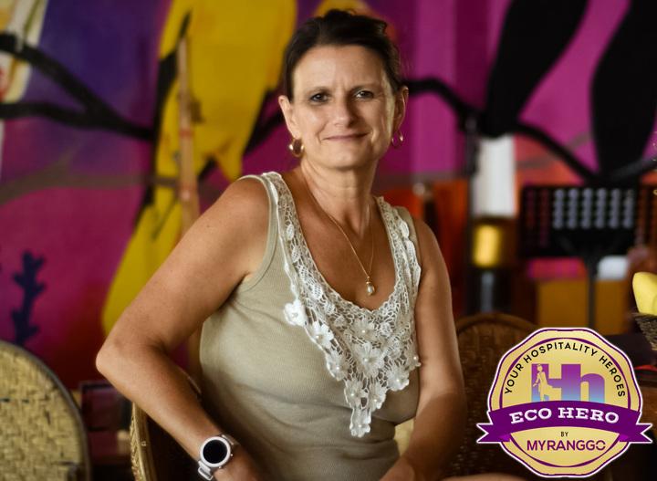 Judith Distal MY RANGGO Hospitality Hero