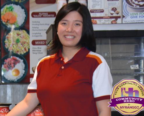 Tiffany Lim Ngo MY RANGGO Hospitality Hero